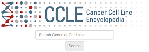 Cancer Cell Line Encyclopedia