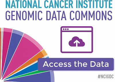 genomic data commons graphic