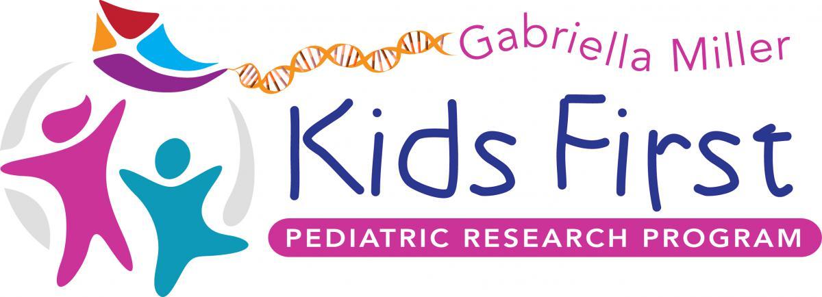 Gabriella Miller Kids First Research Program Banner