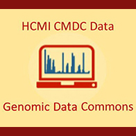 Icon for HCMI CMDC Data at Genomic Data Commons