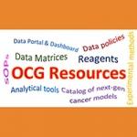 OCG Resources word art